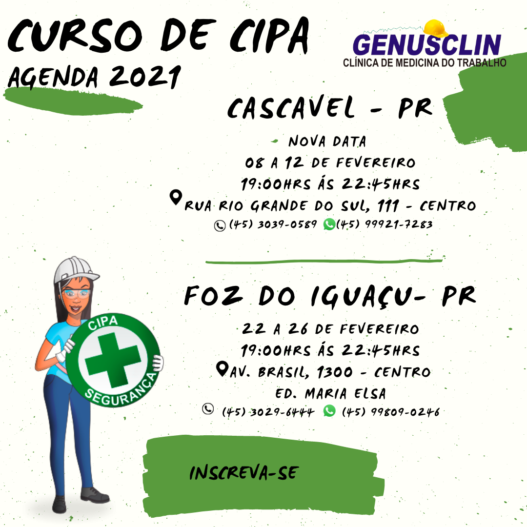 Agenda CIPA