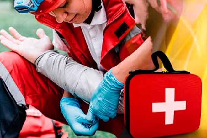 Treinamento de Primeiros Socorros MTE - NR 10 e MTE - NR 23