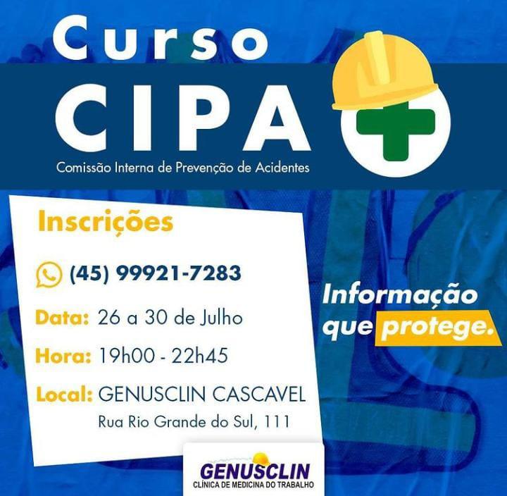 CIPA - NR 5